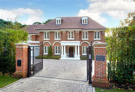 House Plans With Garage Apartment by 163 4 75 Million Brick Mansion In Surrey England Homes Of