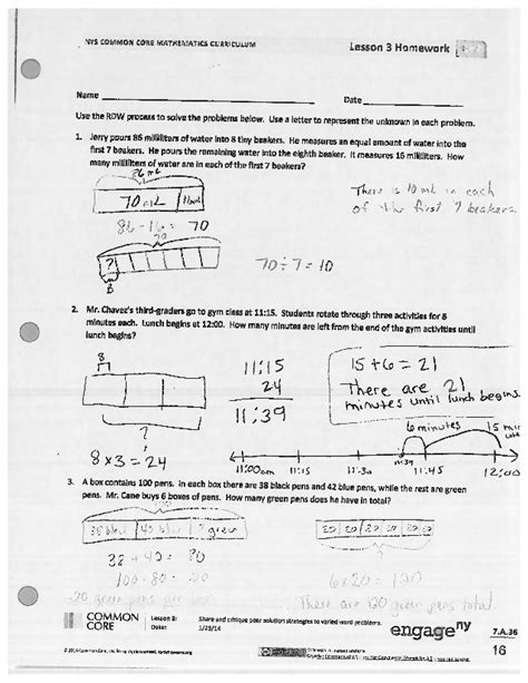 nysphsaa section 6 nys section 6 module 7 answer key for homework 2000 form