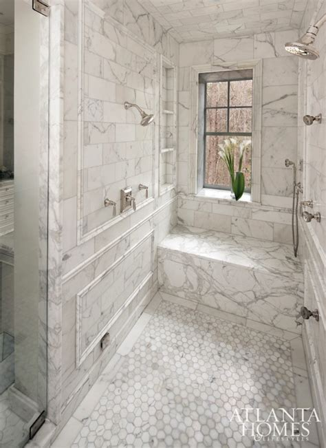 Marble Showers Bathroom Calcutta Marble Design Ideas