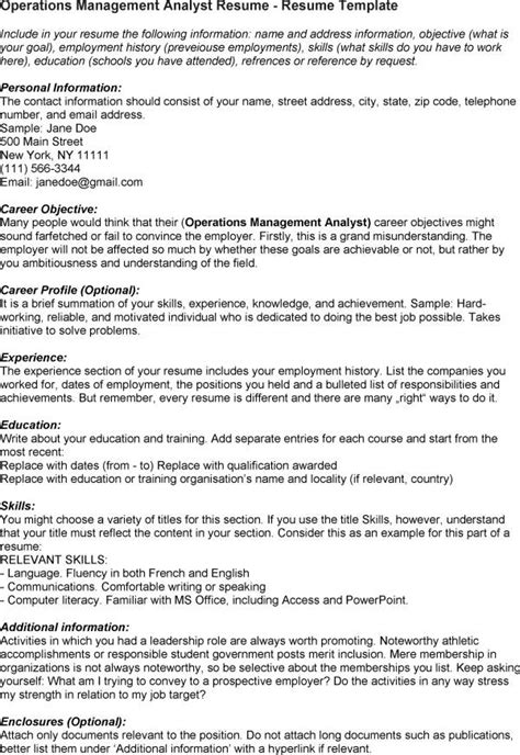 Management Consulting Resume Keywords 2 .