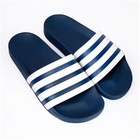 addidas slippers adidas originals slippers adilette adidas blue white