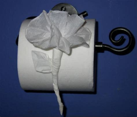 Toilet Paper Folding - impress house guests with toilet paper origami soranews24