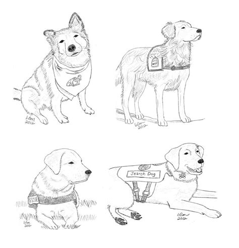coloring pictures of service dogs mutt and stuff zippy coloring pages coloring pages