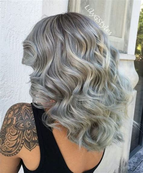 hair sules for thick gray hair 50 most magnetizing hairstyles for thick wavy hair