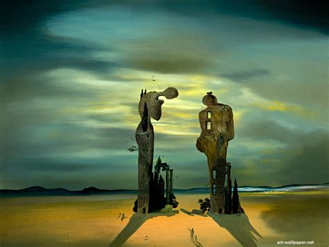 salvador dali painters of mystery