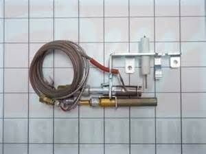 r3623 empire fireplace gas pilot with thermopile