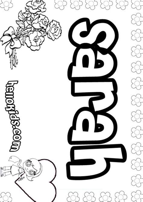 printable coloring pages with names free coloring pages of the name