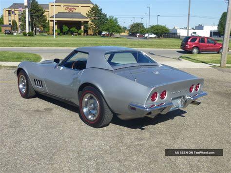 corvette 1968 stingray 1968 corvette stingray 427 390hp convertible 4 speed two