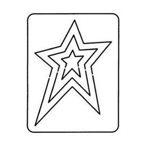 printable primitive star stencil primitive star stencil printable clipart best