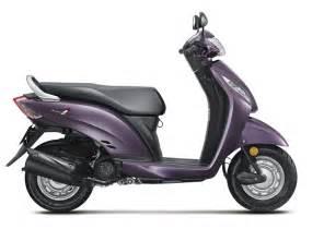 Honda Activa I Honda Launches Activa I 110cc Its Most Affordable