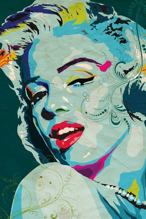 Marilyn Monroe's 87th Birthday: 15 Art Tributes   Redesign