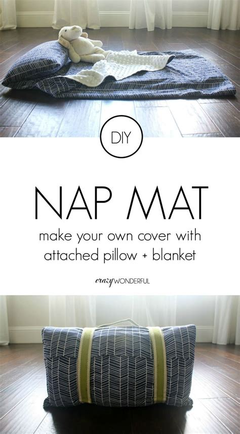 Mat Tutorial by Diy Nap Mat Cover Tutorial Wonderful