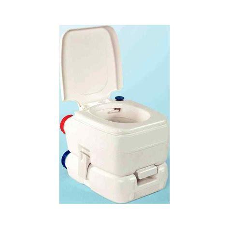 toilette chimique caravane wc chimique portable compact pour caravane et cing car