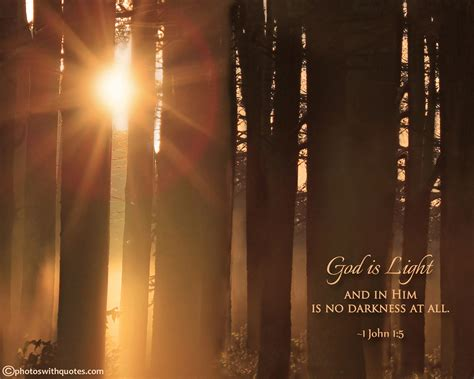 scripture about being the light god is light free print and wallpaper bible verse