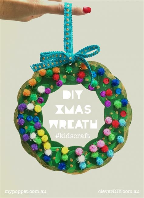 10 festive fun christmas crafts for kids thegoodstuff