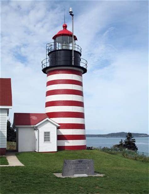 west quoddy head light west quoddy head lighthouse maine lighthouses pinterest
