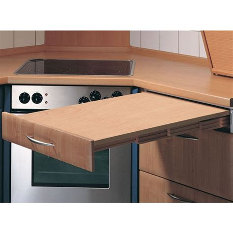 Kitchen Hutch With Pull Out Table Hafele Rapid Quot Pull Out Kitchen Table Kitchensource