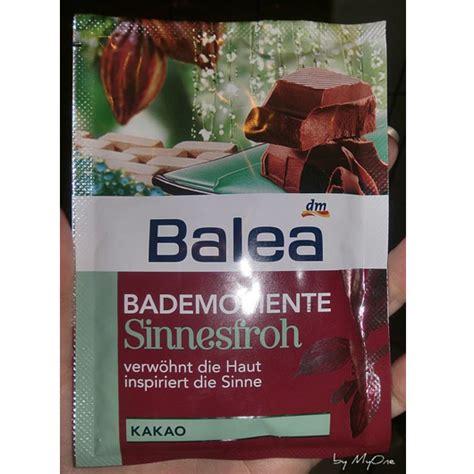 Baleza Set Bd test badezus 228 tze balea bademomente sinnesfroh