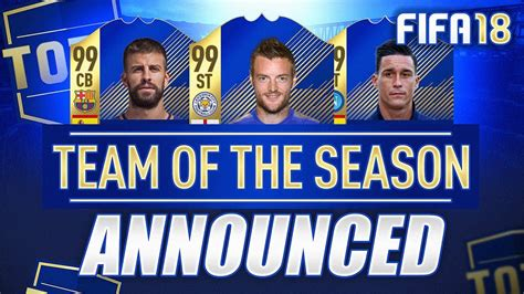 Must Of The Season team of the season tots most consistent voting fifa