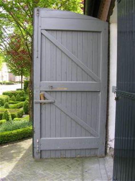 schuur deur kleine deur maken in grote schuurdeur