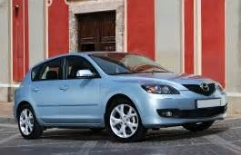 mazda mazda3 specs of wheel sizes, tires, pcd, offset