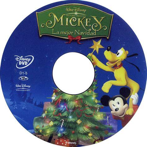 la mejor navidad car 225 tula dvd de mickey la mejor navidad caratulas com