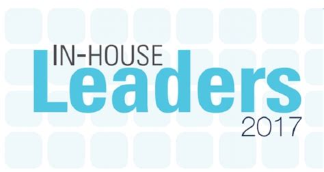 in house lawyer 2017 in house leaders massachusetts lawyers weekly