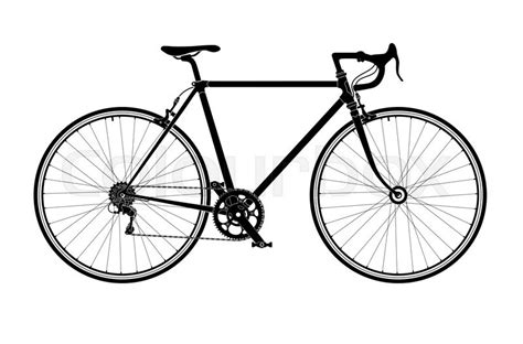 Road Bicycle Outline by Road Bicycle Silhouette Www Pixshark Images Galleries With A Bite
