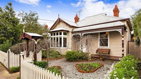 Victorian Style Mansions the small melbourne houses surging in value domain