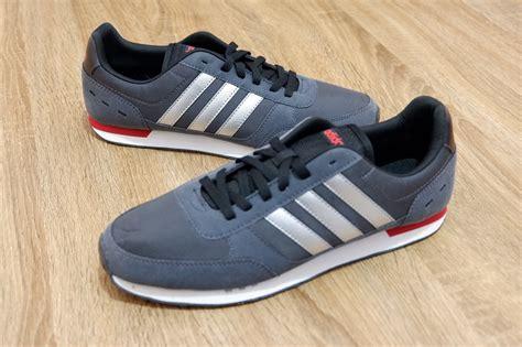 Sepatu Adidas Neo Citty Racer Nevy List Ijo Stabilo Berkualitas sepatu adidas original indonesia city racer 3fsnkr