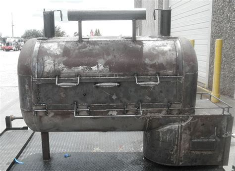 diy pit with propane tank 350 best bar b que grills smokers images on