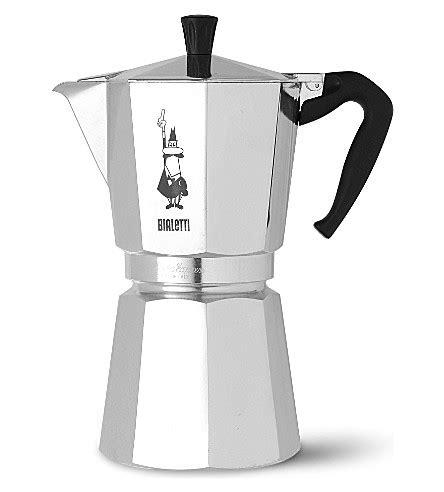 bialetti moka express espresso maker 12 cup bialetti espresso maker 12 cup selfridges