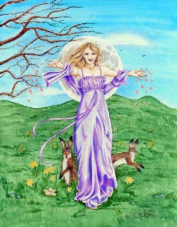 goddess easter the nonexistent evil called easter