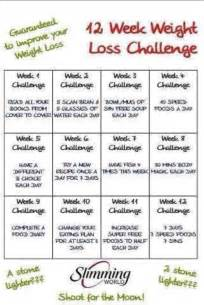 challenges to lose weight scan bran challenge day 1 100 to lose