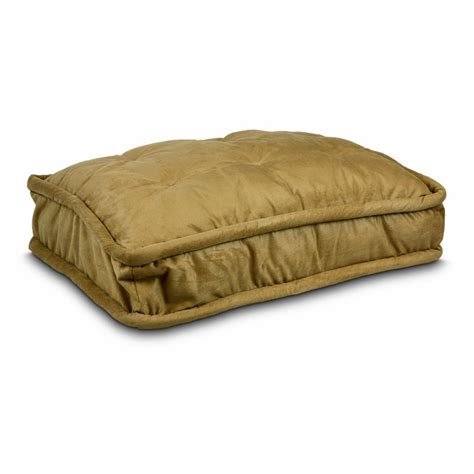 pillow top dog bed replacement cover pillow top dog bed 26 dog beds carriers