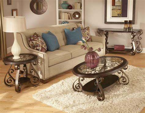 cafe 3 occasional table set espresso 99 3 living room table sets doory 3