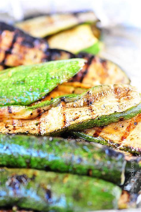 Kitchen Basics Zucchini Grilled Zucchini Recipe Add A Pinch