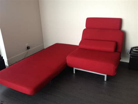 iso flip chair sofa bed city