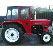 Vand Tractor U 445  Car Interior Design