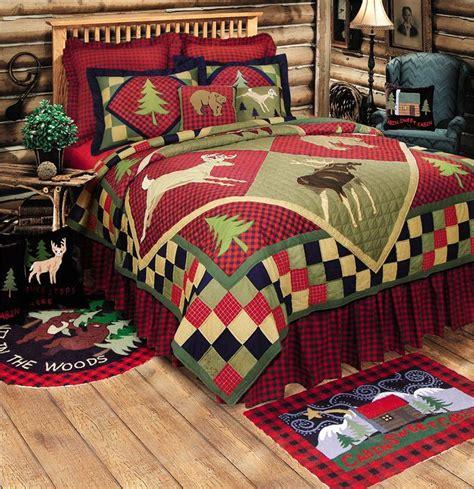 christmas pattern bedding family tree quilts decorlinen com