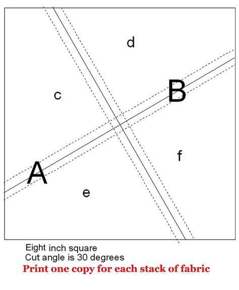 lil twister squaredance pattern