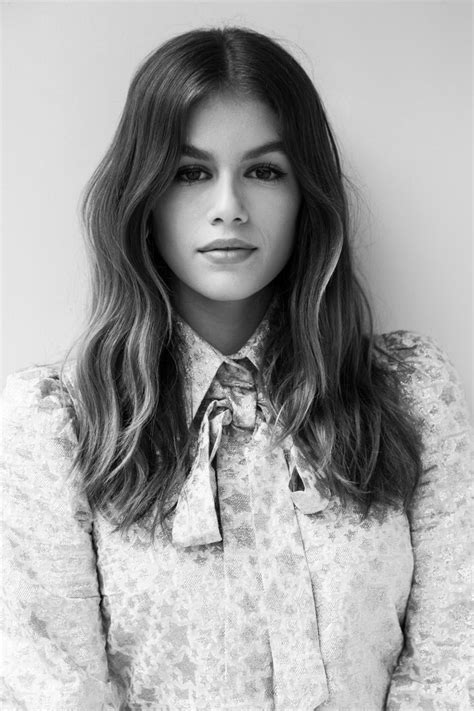 kaia gerber routine kaia gerber let us in on her entire beauty routine kaia