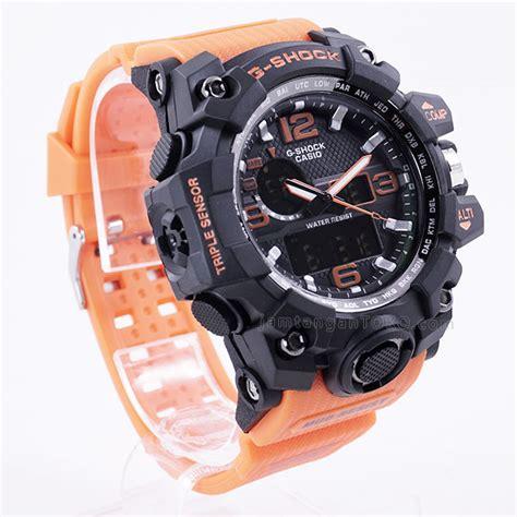 Jam Tangan Hush Puppies Hb1075 Orange harga sarap jam tangan g shock gwg 1000 orange