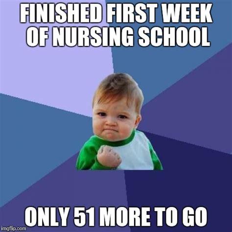 First Week Of School Meme - success kid meme imgflip