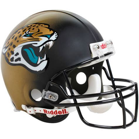 jacksonville jaguars helmets riddell jacksonville jaguars new logo authentic size