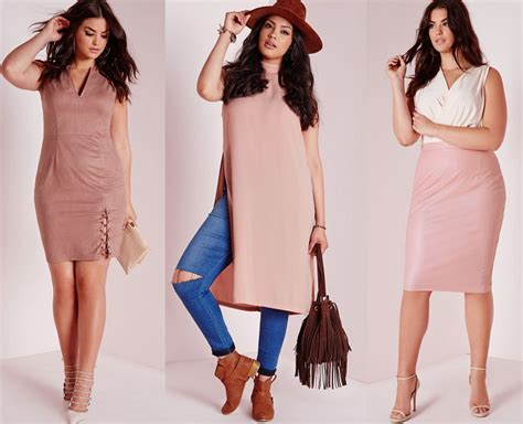 10 Plus Size Fashion Blogs by Brand Spotlight Missguided Plus Size Options Shapely