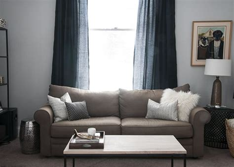 navy blue and chocolate brown living room navy blue living room curtains brown grey house home navy curtains and