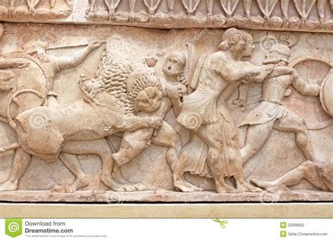 greek sculpture ancient greece ancient greek sculpture greece stock photo image 52836802