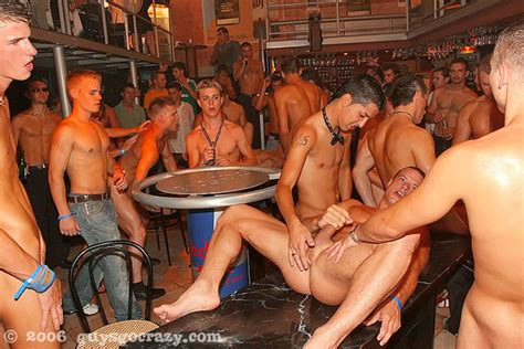 Gay group sex party drunk orgy