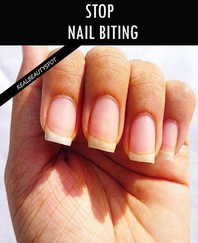 Quit The Nail Biting Habit And Personality Grooming 25 best ideas about nail biting on ernest